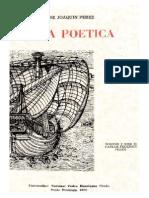 José Joaquín Pérez - Obra Poética
