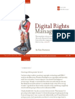 Digital Rights Management by Cory Doctorow