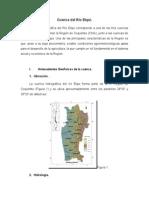Cuenca Del Río Elqui
