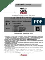Perito Civil Prova 2014