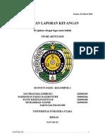 Tugas Teori Akuntansi ( Ke-4) Tujuan Laporan Keuangan