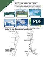 Guia 5º Año Masas de Agua en Chile