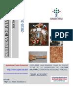 Cultura Bolividdddddddddana Texto Oficial Cbba
