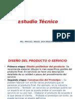 Estudio Técnico 2015-0