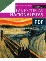 Las Escuelas Nacionalistas