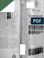 Arostegui Julio (2001). La Investigacion Historica Teoria y Metodo