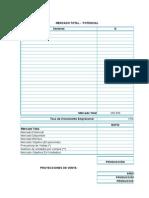 Formatos en Excel2015-0