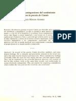 Hinojo Andrés, Gregorio_Ambivalencia y Antagonismo Del Sentimiento Amoroso en La Poesía de Catulo_Nova Tellus, 16, 2_1998_143-169
