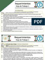 Hoja de Trabajo 1 - Clasificacion de Requerimientos