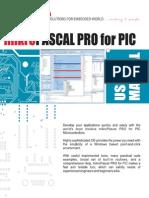 Mikropascal Pic Pro Manual v101
