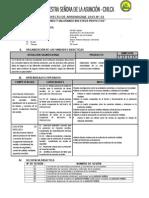 Proyecto de Aprendizaje 1-2015