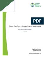 Supply Chain Talent