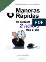 LibroGT BONUS45ty4 6 Modos 2 Horas Mas Al Dia