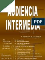 Audienciai Intermedia