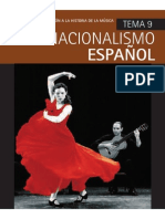El Nacionalismo Español