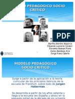 pedagogía sociocrítica