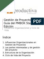 2. Influencia Orgainzacional de la GP.pptx