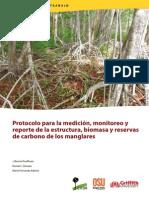 Kauffman_Protocolo Para Le Medicion Monitoreo y Reporte de La Estructura y Biomasa de Manglares