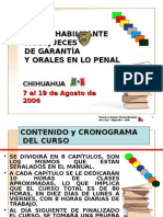 Curso HABILITANTE Chihuahua Antes de Reforma Constitucional