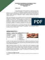 Bioquimica Del Tejido Muscular Tema 1.