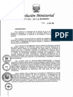 DISEÑO MODIFICADO CURRICULAR R.M. N° 199 - 2015