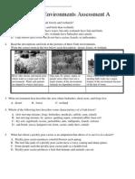 environment assessment a