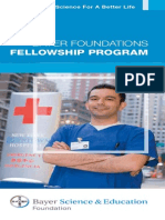 BayScience FLYER Fellowship Program E 2012 06