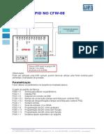 Tutorial PID - CFW08 4 a 20mA - R1.doc