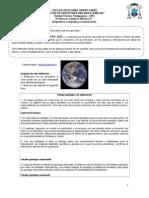 texto expositivo geología