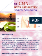 Lección Tratamientos Naturistas Sistema Genital Femenino