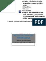 Material de Trabajo Estrategias y Métodos de Estudio