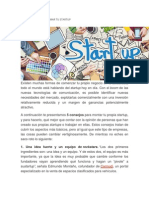 Cinco Pasos Para Formar Tu Startupgsggsggggggggggggggggg