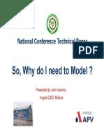 WEA Tech Presentation ProcessModelling