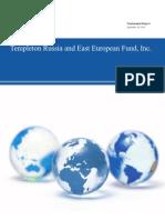 TRF Semi Annual Report