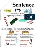 sentence.ppt