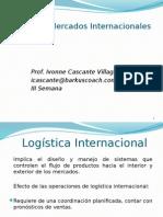 Acceso a Mercados Internacionales III Semana