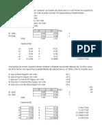 Examen de Probabilidades - Matematicas Para Seguros