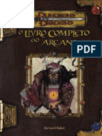 Dungeons & Dragons - O Livro Completo do Arcano
