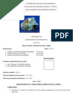 Informe Labo Inorganica Nº 7