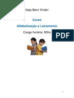 Curso Alfabetização e Letramento