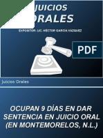 PresentaciónJuicios Orales 4