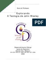 Explorando a Teologia de John Wesley