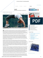 The Science of Stretch _ The Scientist Magazine®
