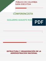 Estructura Del Estado-rama Ejecutiva