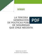 Propuestas Paz Ciudadana 2014 2018