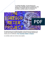 "The ""EGREGOR"" Meter Project (by Nelson Ressio)"