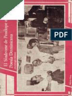 Tony Raful & Pedro Peix - El Síndrome de Penélope en La Poesía Dominicana
