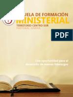 Escuela de Formación Ministerial