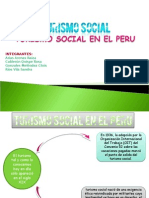 Turismo Social en El Peru