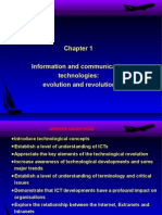 ETourism Chapter 1 - Information and Communication Technologies